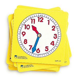 Learning Resource Student Clock