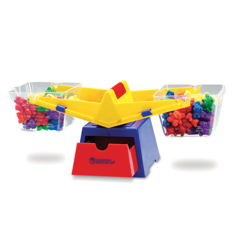Three Bear Family® Primary Bucket Balance inc 102 Bears