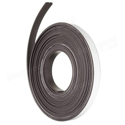 Magnetic Self Adhesive Rubber Tape 50cm