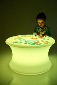 Colour Changing Mood Table