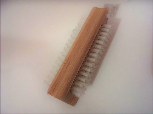 Treasure Basket Single - Wooden Nail Brush