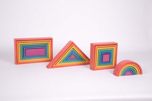 Rainbow Architect Sets