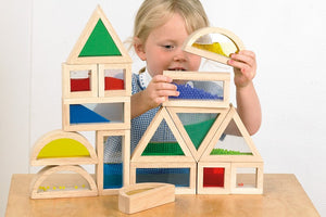 Giant Sensory Blocks pk16