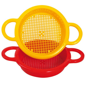Sieve 15cm (one supplied)