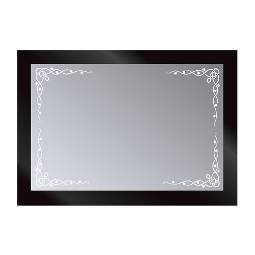 Border Etched Mirrors Mega Creations