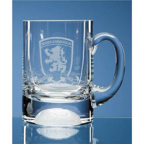 Personalised Beer Football Base Tankard 1/2 Pint