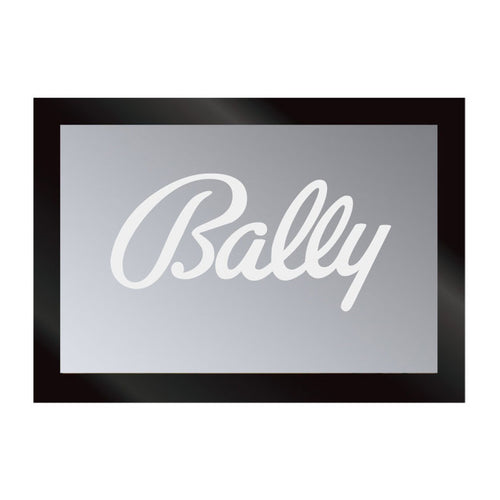 Your Logo Etched Framed Wall Mirror
