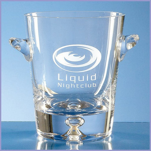Personalised Small Bubble Base Ice Bucket