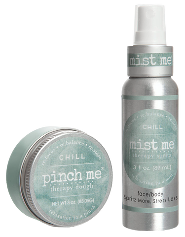 Chill - Duo Pinch & Mist - Pinch Me Therapy Dough