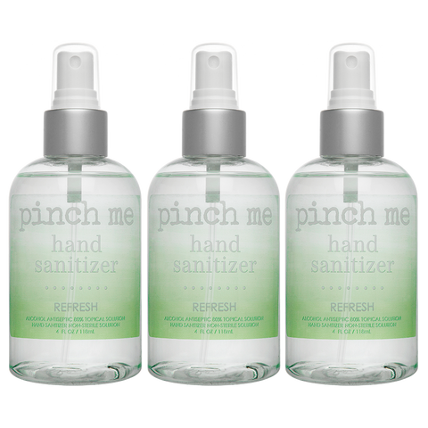 Refresh Hand Sanitizers - Pinch Me Therapy Dough