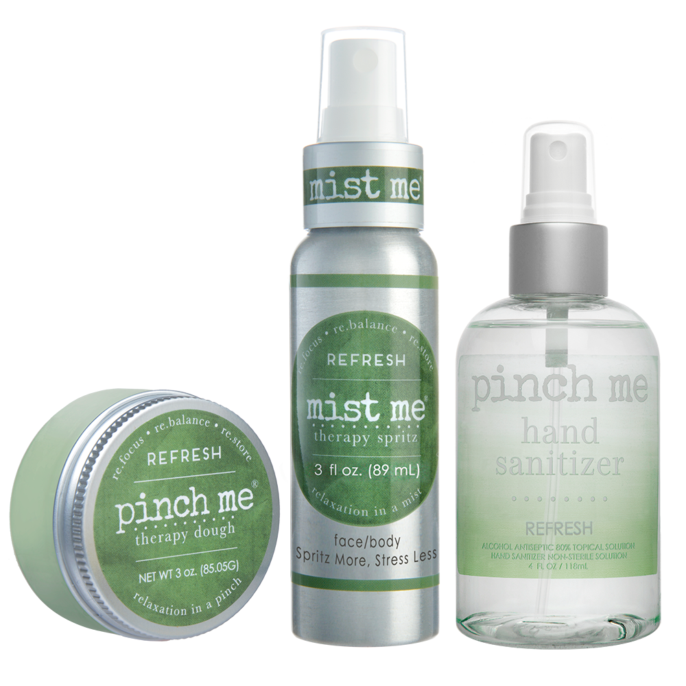 Brand New - Refresh Trio Gift Set