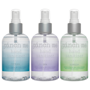 Hand sanitizer assortment - Pinch Me Therapy Dough