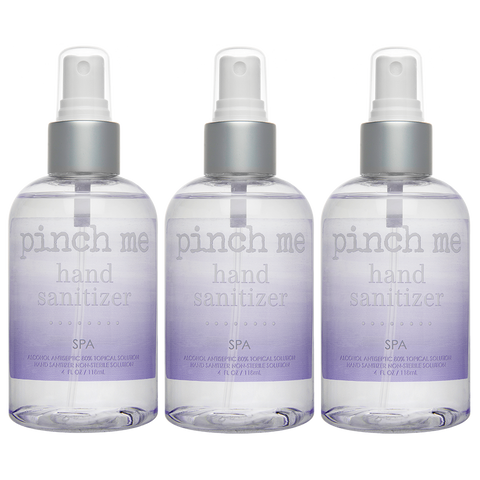 Spa Hand Sanitizers - Pinch Me Therapy Dough
