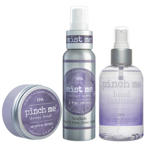 Brand New - Spa Trio Gift Set