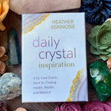 Daily Crystal Inspiration Oracle Card Deck