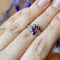 Amethyst Ring Size 9.25
