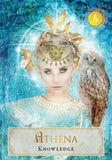 Goddess Power Oracle Deck and Guidebook