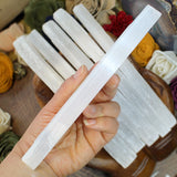 8 inch Selenite Wand