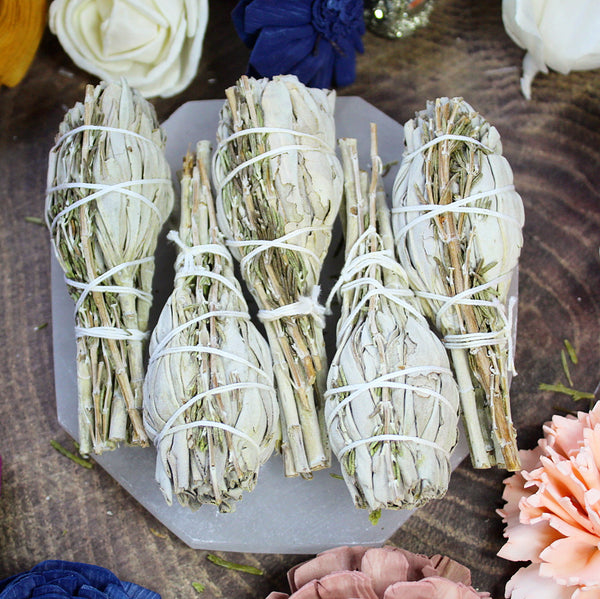 Rosemary and White Sage Bundle