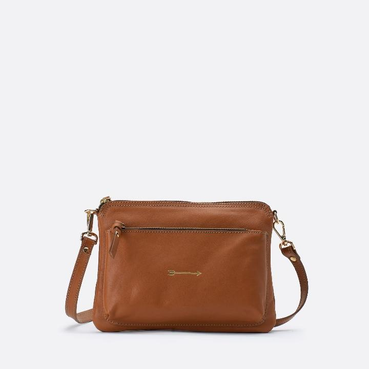 Mercules Bugsy Medium tan bag