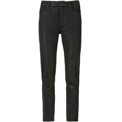 Pieszak Poline 360 coated black denim skinny jeans