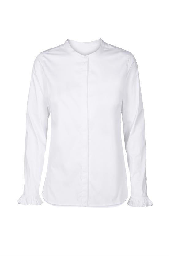 Mos Mosh Mattie white shirt