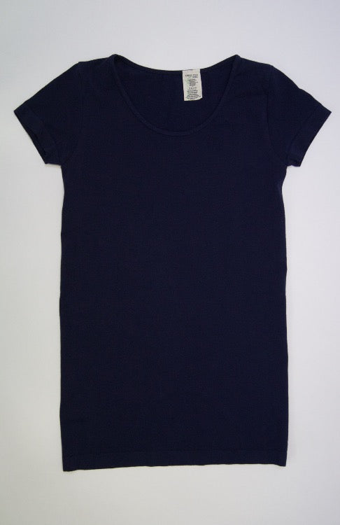 Bamboo basic one size short sleeve tshirt