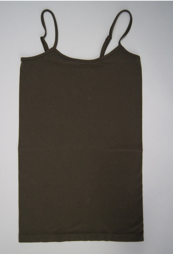 Bamboo basic one size camisole