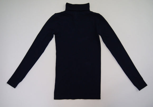 Bamboo basic one size turtle neck- various colours