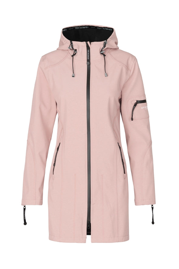 Ilse Jacobsen Adobe Rose Raincoat