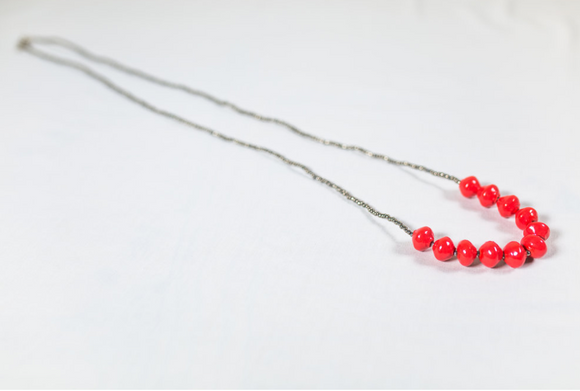Jennifer necklace- various colours
