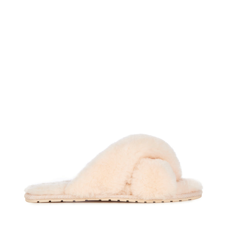 Emu Mayberry Natural Slippers