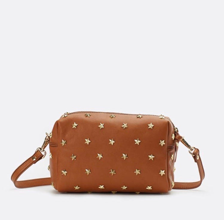 mercules dixie tan bag