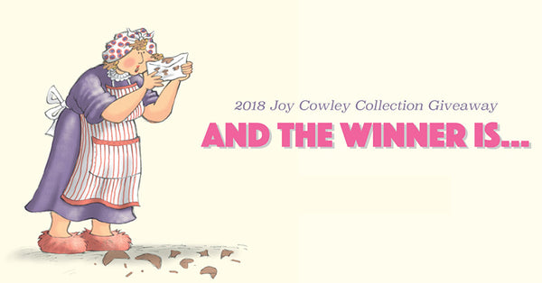 2018 Joy Cowley Contest Winner