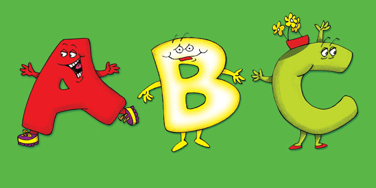 Classic Post: Ways to Make Learning the Alphabet Fun
