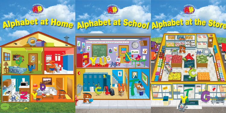Learning About Letters: Teaching the Alphabet