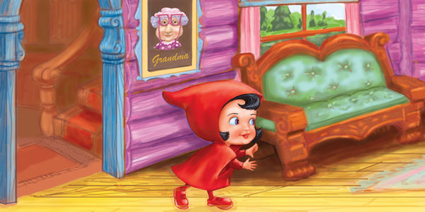 Teaching Character Traits with Little Red Riding Hood—with FREE download!