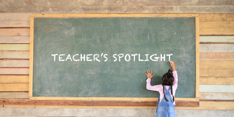 Teacher Spotlight: Learning the Alphabet with Greg Smedley