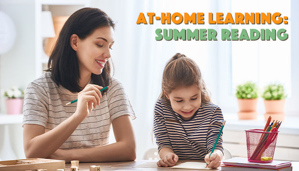 At-Home Learning: Summer Reading