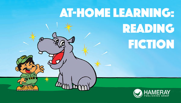 At-Home Reading Session with Fiction (1st Grade)