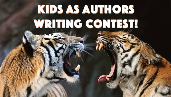 Kids As Authors Writing Contest!