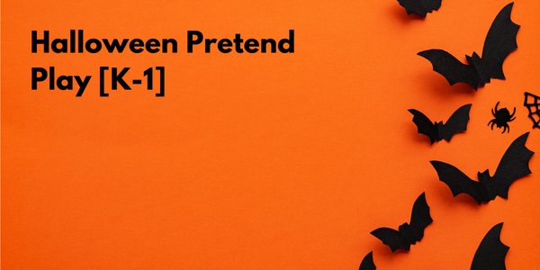Halloween Pretend Play