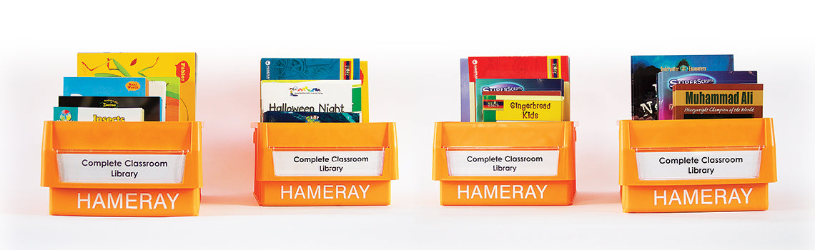 Hameray Classroom Libraries