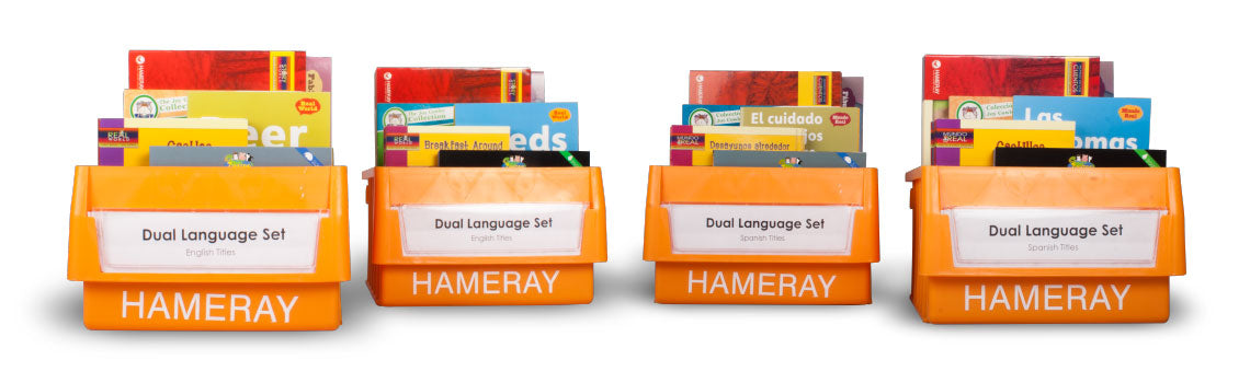 Bilingual & Dual Language Books - Spanish & English