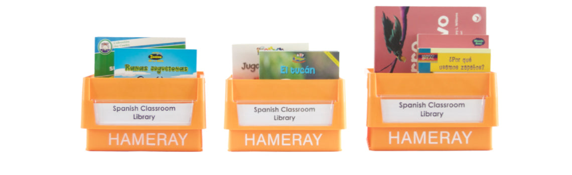 Spanish Classroom Libraries & Book Sets