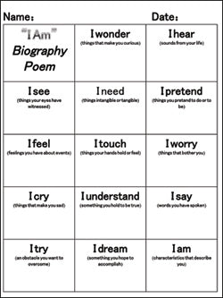 picture about Biography Graphic Organizer Printable identified as Utilizing Picture Organizers with Biographieswith Free of charge down load