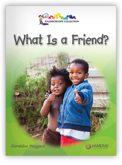 What Is a Friend? Big Book