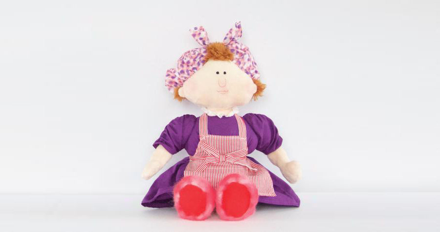 Mrs. Wishy-Washy Doll