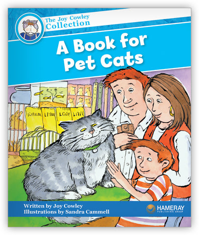 A Book for Pet Cats