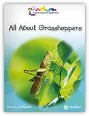 All About Grasshoppers Big Book